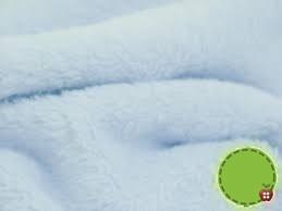 Polar Fleece - baby blue