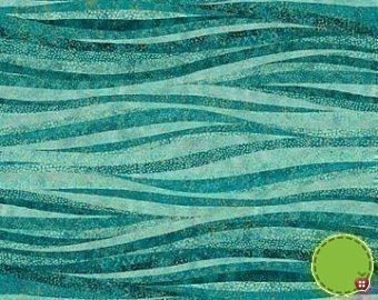 Northcott Artisan Shimmer Additions Green 78