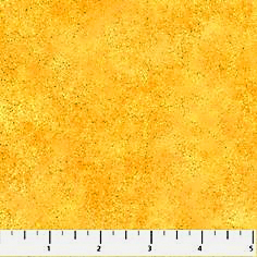 Northcott Artisan Shimmer Yellow and Gold, 20254-54