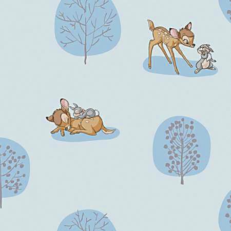 Bambi Forest Scene - Disney
